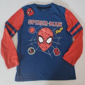 Spiderman Marvel T shirt👕 kids size small 6/7